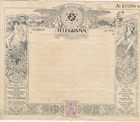 Buy Online - JUDAICA TELEGRAM (021577)